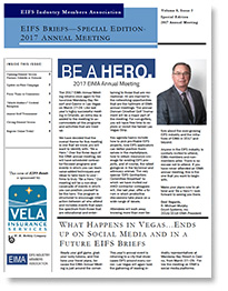 EIFS Briefs - Vol 8, Issue 2 - EIFS Industry Members Association - EIMA Newsletter