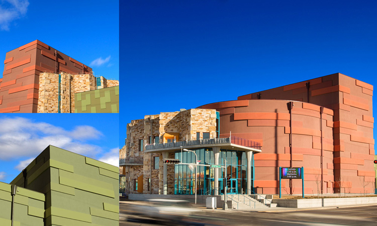 Commercial EIFS Projects
