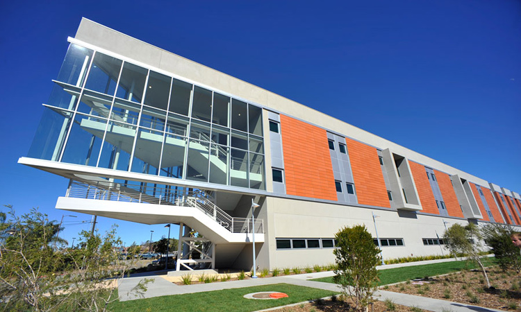 Palomar College Multi-Disciplinary Instructional Building