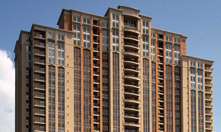 Residential EIFS Projects: Post Oaks - Houston, Houston, Texas