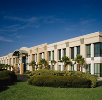 Exterior Insulation and Finish Systems (EIFS) used on a Commercial Building