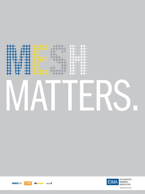 Mesh Matters poster