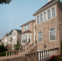 Exterior Insulation and Finish Systems (EIFS) used on Residential Construction
